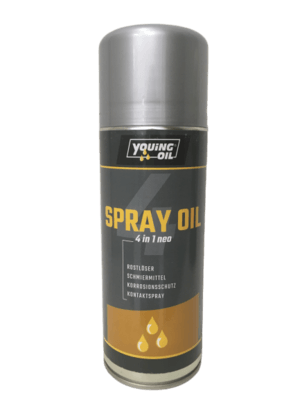 YOUiNG Spray Oil 4in1 NEO *** Das Multifunktionsöl.